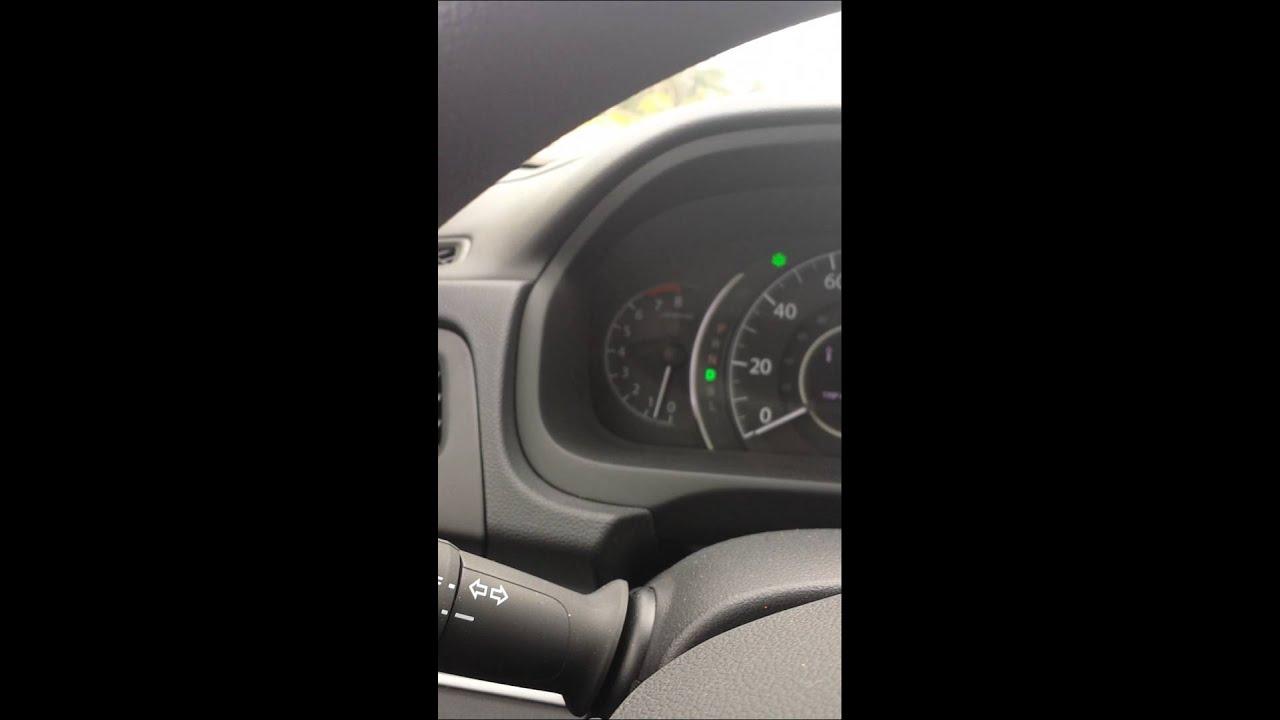 Honda CRV Vibration temp Fix