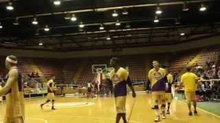 Michael Lizarraga: El Beethoven del basquetbol