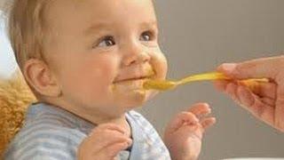 видео Как развивать ребенка в 11 месяцев?