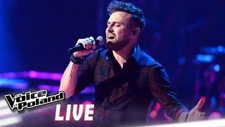 """Tadeusz Seibert - """"Lubię wracać tam gdzie byłem"""" - Live - The Voice of Poland 10"""
