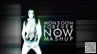 Tokio Hotel - Monsoon + Forever Now ( Mashup )