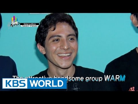 K-Pop World Festival Global Audition 2015 - Ep.4: El Salvador