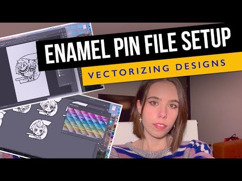 How to Make Enamel Pins + Finding a Manufacturer