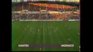 2001/2002, Nantes-Monaco : 2-1