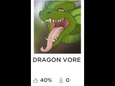Playing Vore Games In Roblox Youtube