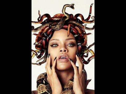 The Serpent Goddess Medusa