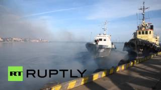 Ukraine: At least 14 dead after tour boat capsizes near Odessa