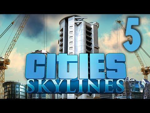 Cities Skylines | Kaymakam Bey Diyeceksiniz! #5