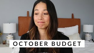 What's Your Money Personality? | October Budget | Aja Dang