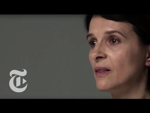 Juliette Binoche | In Performance | The New York Times