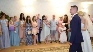 Хайям и Анастасия (ЗАГС 16.07.2016)