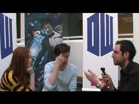 Matt Smith & Karen Gillan Interview