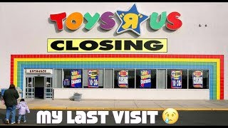 Livestream: My Last Visit To Toysrus Las Vegas March 24, 2018