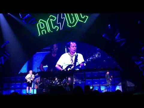 "AC/DC ""Live Wire"" Greensboro, NC North Carolina 2016 SQUiERS"