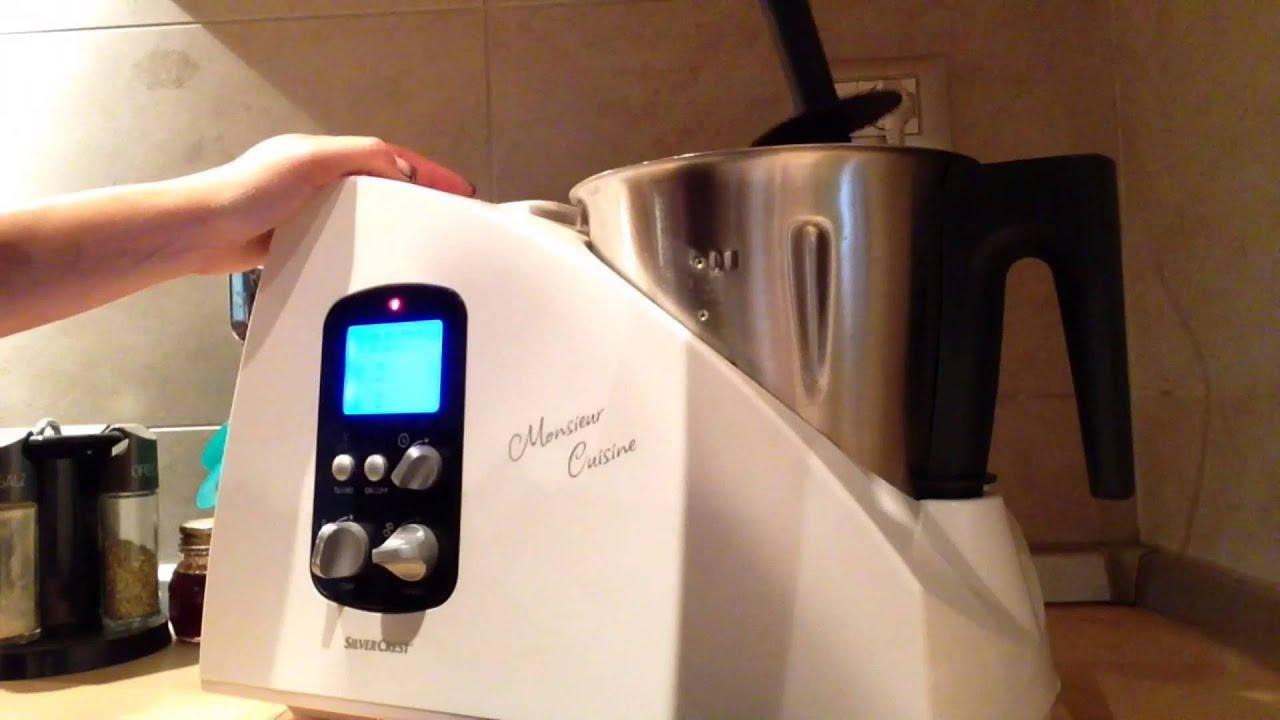 Torta alla nutella con monsieur cuisine youtube for Monsieur cuisine plus prezzo