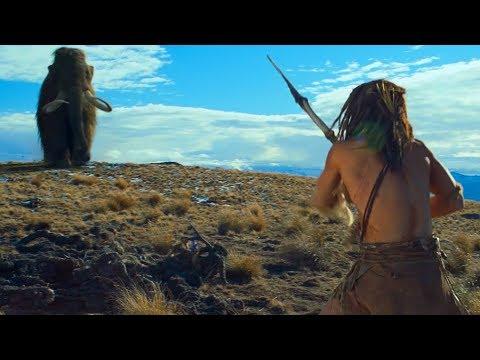 Охота на МАМОНТОВ. УБИЙСТВО вожака. 10 000 лет до н.э. 2008
