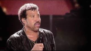 Lionel   Richie     --    Say   You   Say   Me   [[  Official   Live   Video  ]]  HD thumbnail
