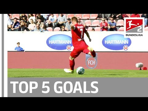 Long-Range Stunners and a Scissors Kick - Top 5 Goals On Matchday 10