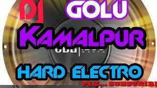 Hum Jaise Jee Rahe Hain Koi jee ke to btaye sed song  (hard electro mix) by DJ Golu Kamalpur