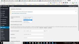 Comment changer la catégorie par défaut des articles WordPress