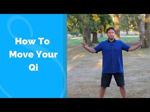 How to move your Qi with Jeffrey Chand