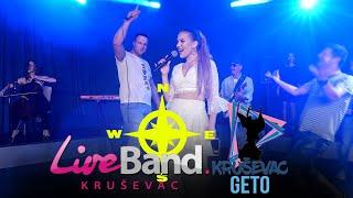 LIVE BAND & KRUSEVAC GETO - CETIRI STRANE SVETA (LIVE 2020)