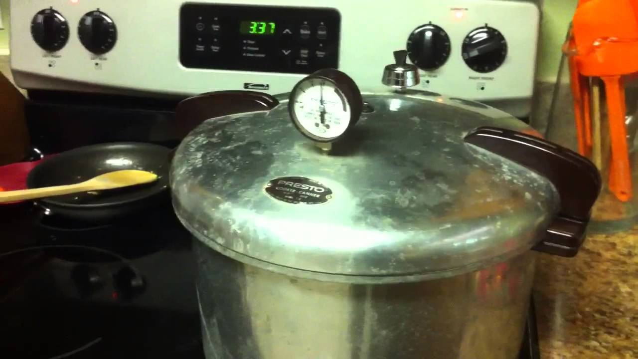 Learning To Use A Pressure Cooker And Canner Youtube