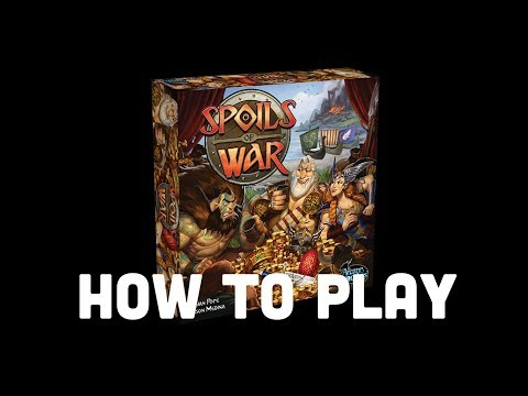 Spoils of War: How To Play