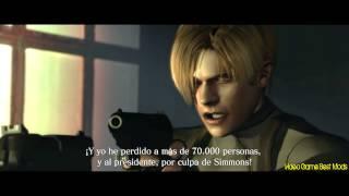 Resident Evil 6 PC - Wesker, Leon and Krauser (RE4)