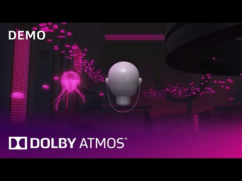 Dolby Presents: The World Of Sound | Demo | Dolby Atmos | Dolby Mp3