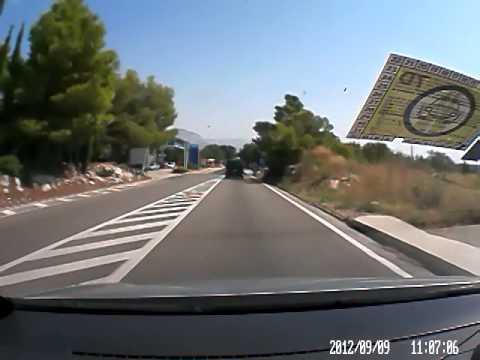 Croatia, Bosnia and Montenegro - 4 Hours in 30 mins