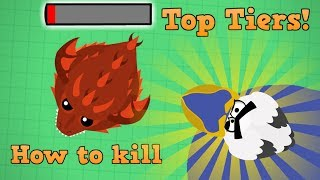 Mope.io How To Get Top Tier Kills With Pelican!! + Monsters Are Back! (Wild Mope Gameplay)