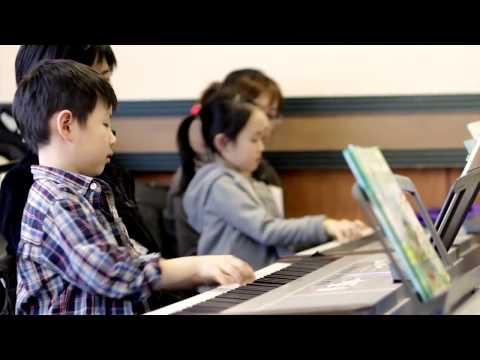 Yamaha Music Education Program - 7 Notes Music School - Frisco Plano TX