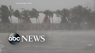 Key West suffers a direct hit from Hurricane Irma