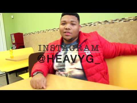 Billgang Gilla interviews HEAVY G on trip to CHICAGO