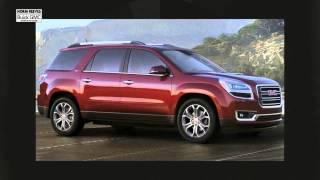 2015 GMC Arcadia Review - Irvine Buick GMC Dealer