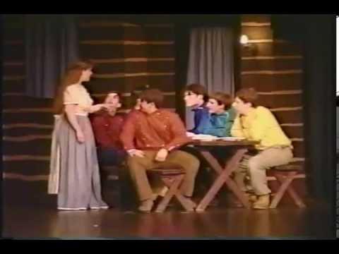 BHS Stage Presents - Seven Brides for Seven Brothers
