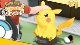 ¡La POKEMARATÓN con mi HERMANA! - Pokemon Lets GO Pikachu / Eevee