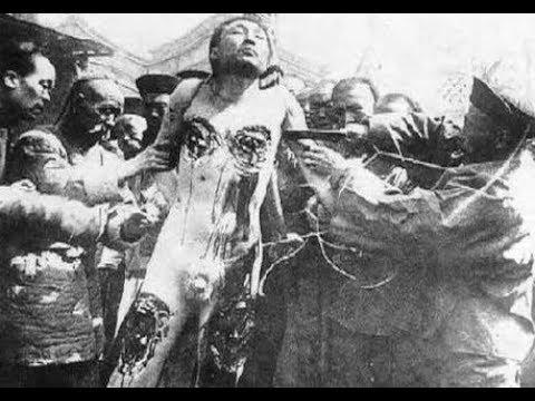 Dünya Savaşında Japon İşkenceleri