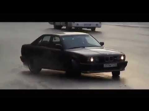 Xcho- I Can Fly.Тевзадзе (BMW M5 E34)