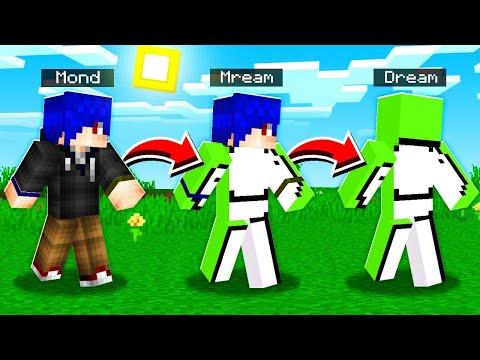 ถ้า!? ทุกๆ 30 วิ เราจะเปลี่ยนร่างเป็น Youtuber ฝรั่งได้!! โกงมาก - Minecraft