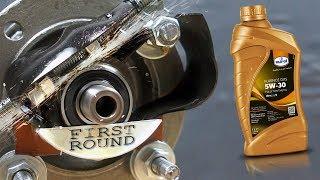 Eurol Fluence DXS 5W30 Jak skutecznie olej chroni silnik?