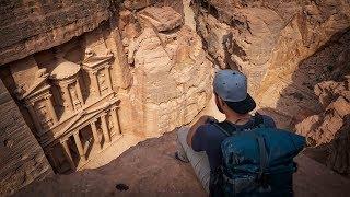 quer durch Jordanien - Doku