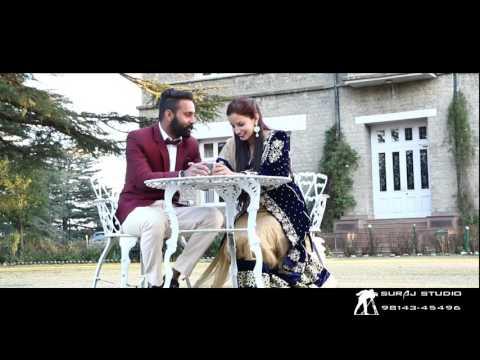 2016 || Best Punjabi Pre Wedding Song || Randeep and Neha || Suraj Studio Photography || Kharar