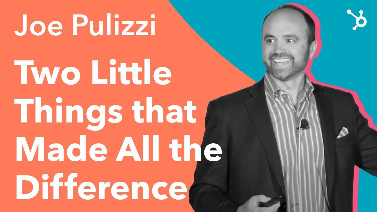 INBOUND Bold Talks: Joe Pulizzi