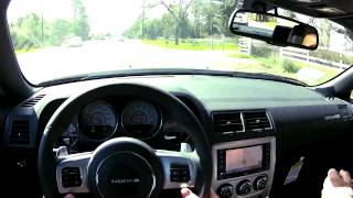 2012 Dodge Challenger Vehicle Test Drive | Santa Rosa CJD