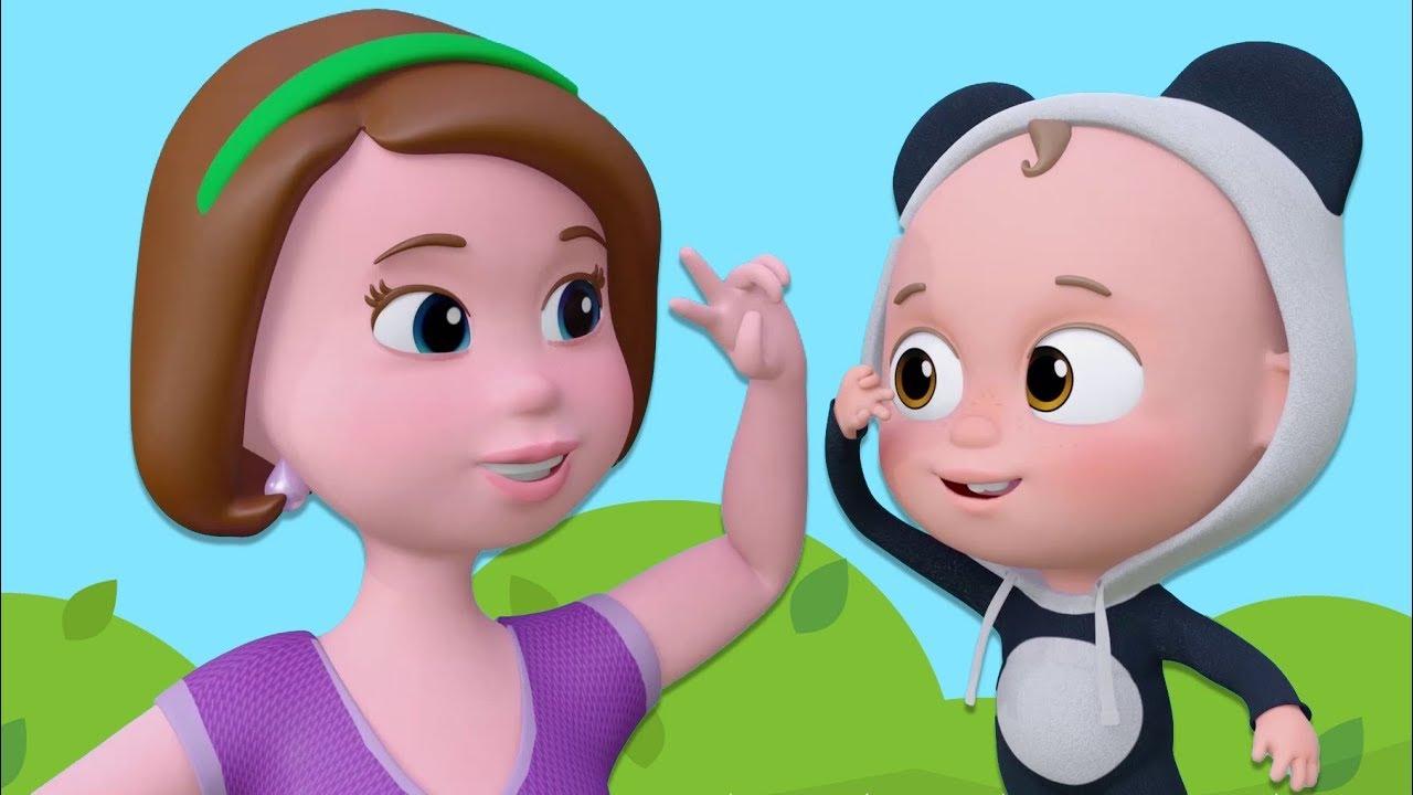 Anneciğim Gelsene Ellerini Versene - Mini Anima Bebek Şarkıları