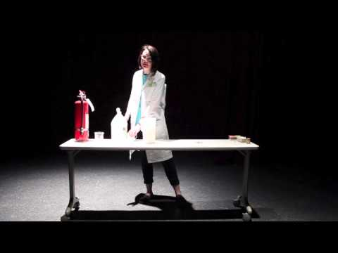 Science in 60(ish) Seconds: DIY Fire Extinguisher