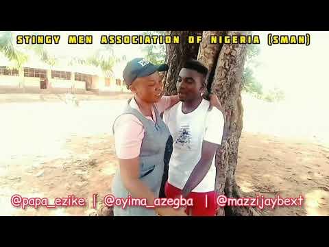 Stingy men association of Nigeria 🤣