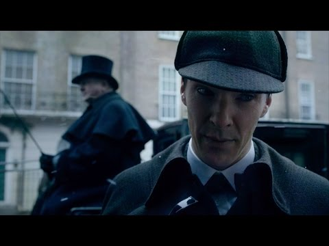 First look at the Sherlock Special - BBC One